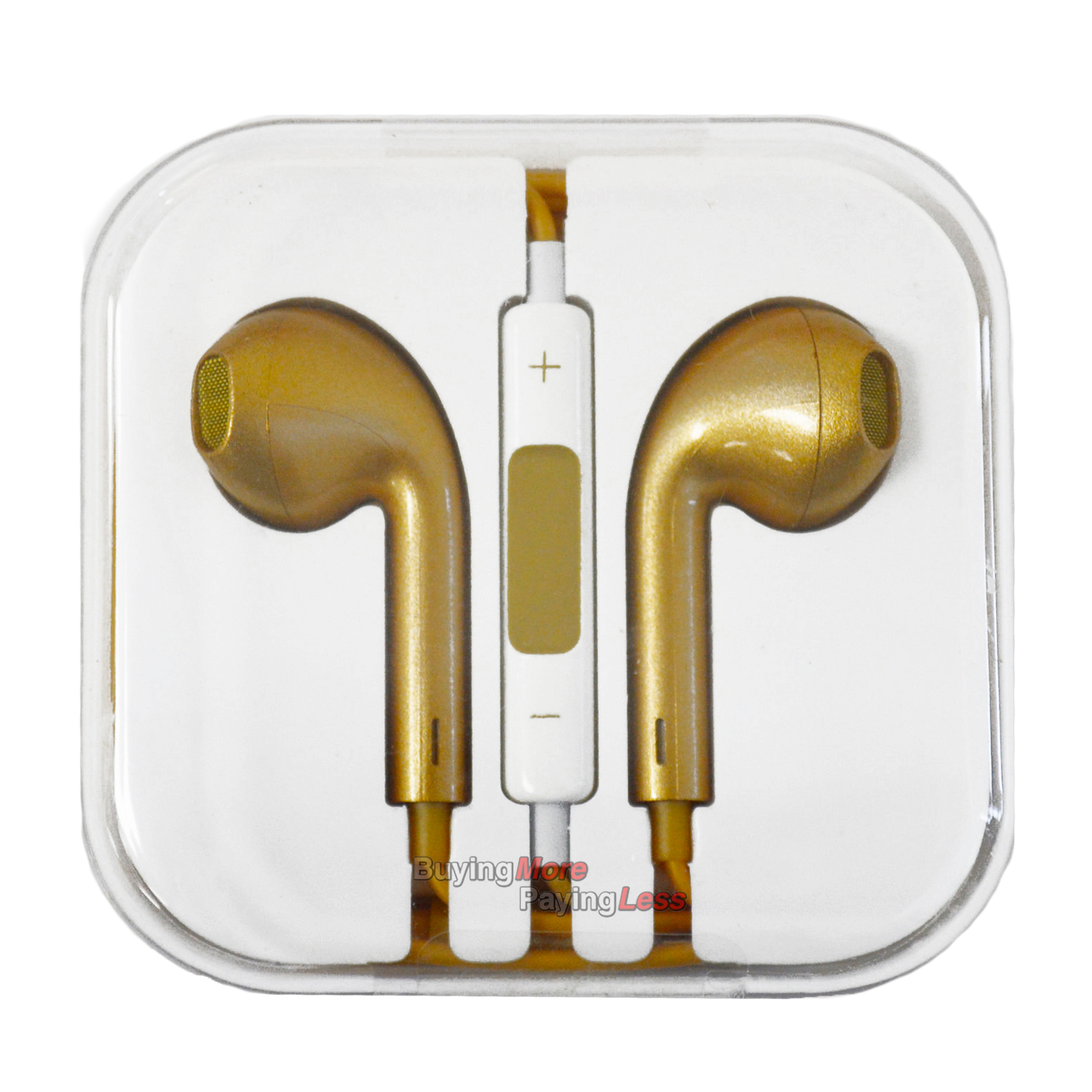 gold iphone headphones gold earphones for iphone 5 5c 4s 4 ipod nano w mic 3153