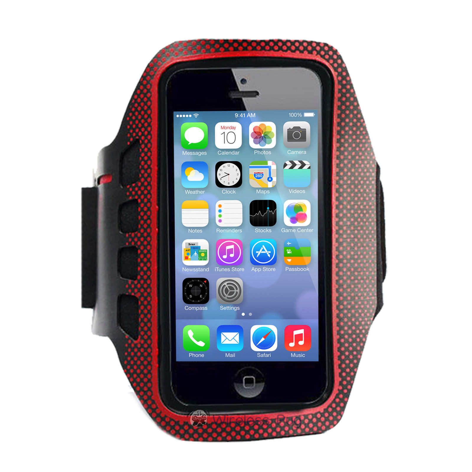 iphone running case neoprene sports armband cover running for 12260